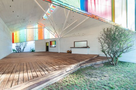 The Chapel - a21studio | World Building of the Year 2014