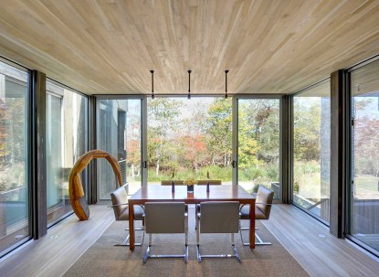 Northwest Harbor House - Bates Masi + Architects
