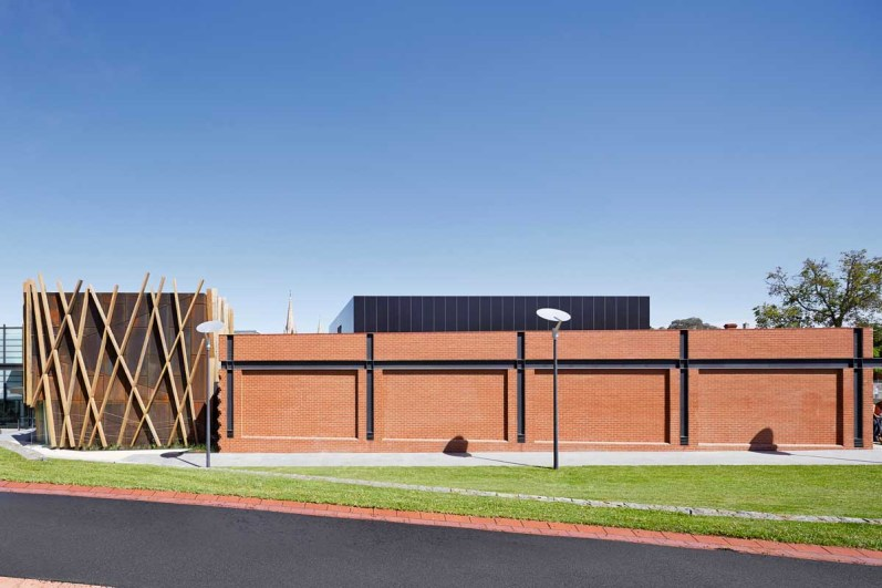 Bendigo Art Gallery - Fender Katsalidis Architects
