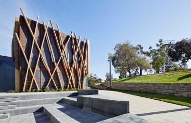 Bendigo Art Gallery - Fender Katsalidis Architects