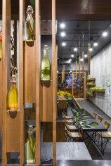 AJA Restaurant - Arch.Lab