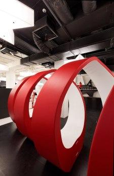 Leo Burnett Moscow - Nefa Architects