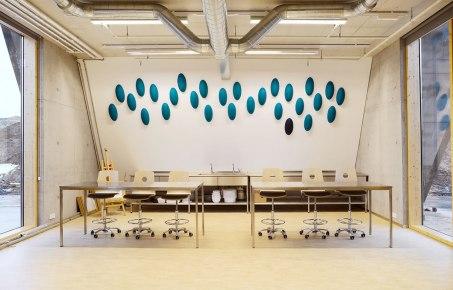 Mosfellsbær Secondary School - A2F arkitektar