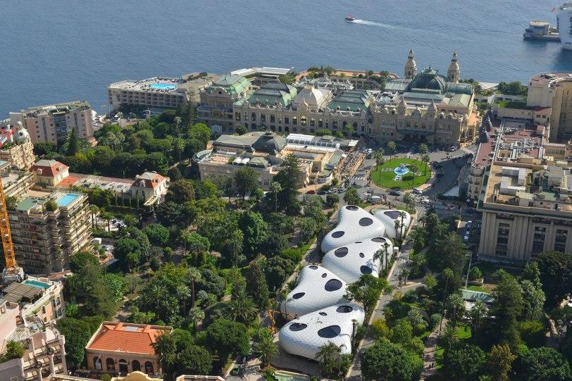 Pavillons Monte-Carlo - AFFINE DESIGN