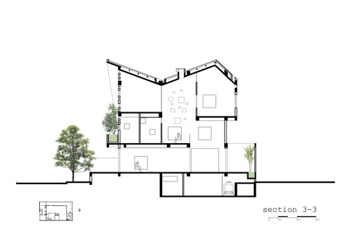 2H House - Truong An Architecture + 23o5Studio