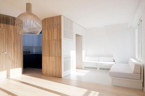 Home Renovation - Julien Joly Architecture
