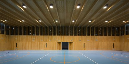 Matchbox Elementary School Sports Hall - Jovan Mitrović