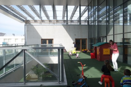 Cultural and Social Center of Valence - Bureau Architecture Méditerranée