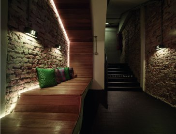Lantern Hotel - ZLGdesign