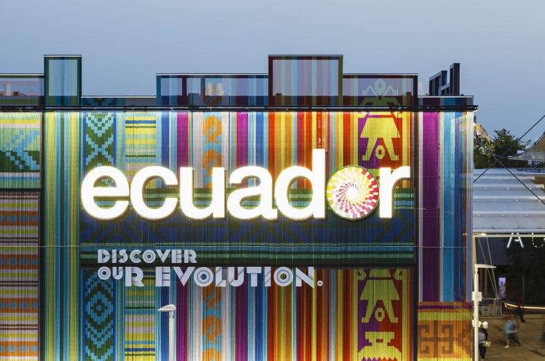 Pabellón de Ecuador, Expo Milán 2015 - Zorrozua y Asociados