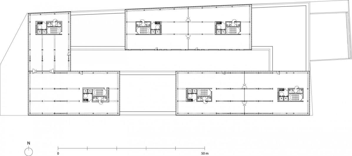 La Cite Des Affaires - Manuelle Gautrand Architecture