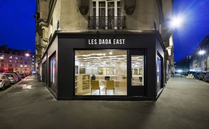 Les Dada East - Joshua Florquin Architect