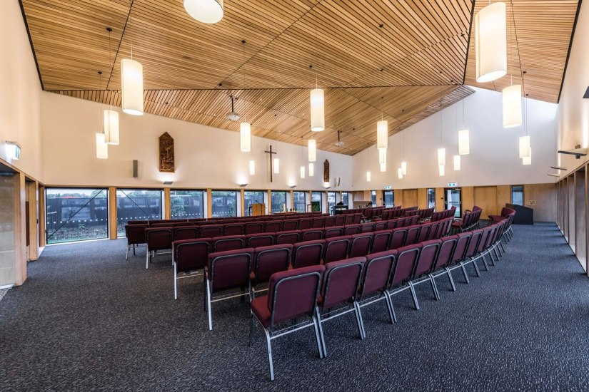 Christchurch North Methodist Church - Dalman Architecture