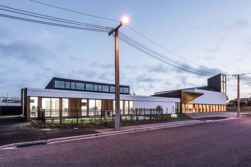 Christchurch North Methodist Church - Dalman Architecture