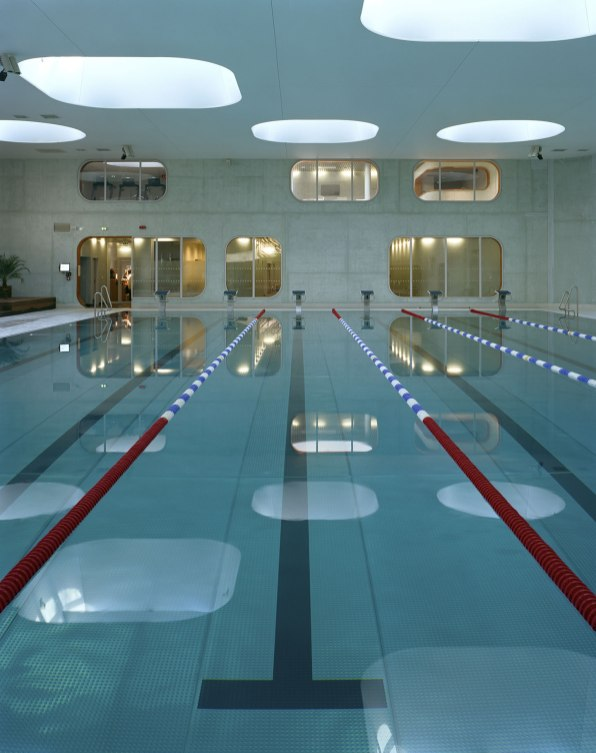 Feng Shui Swimming Pool - Mikou Studio