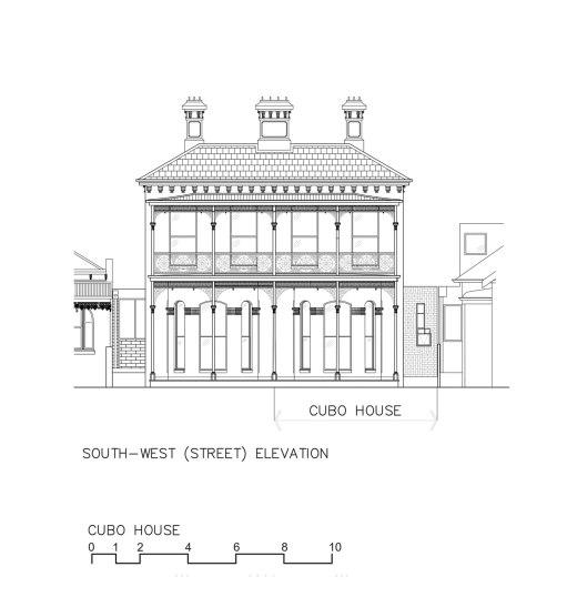 Cubo House - PHOOEY Architects