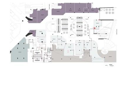 MLC Centre Food Court - Luchetti Krelle