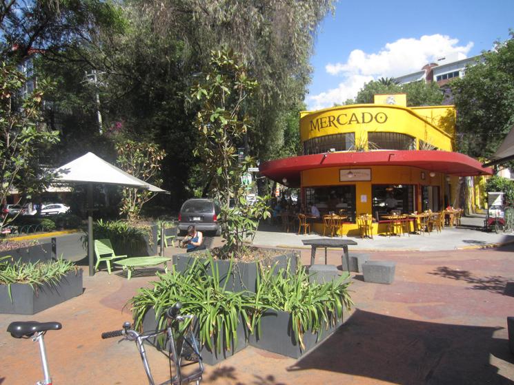 Parque Bolsillo Condesa