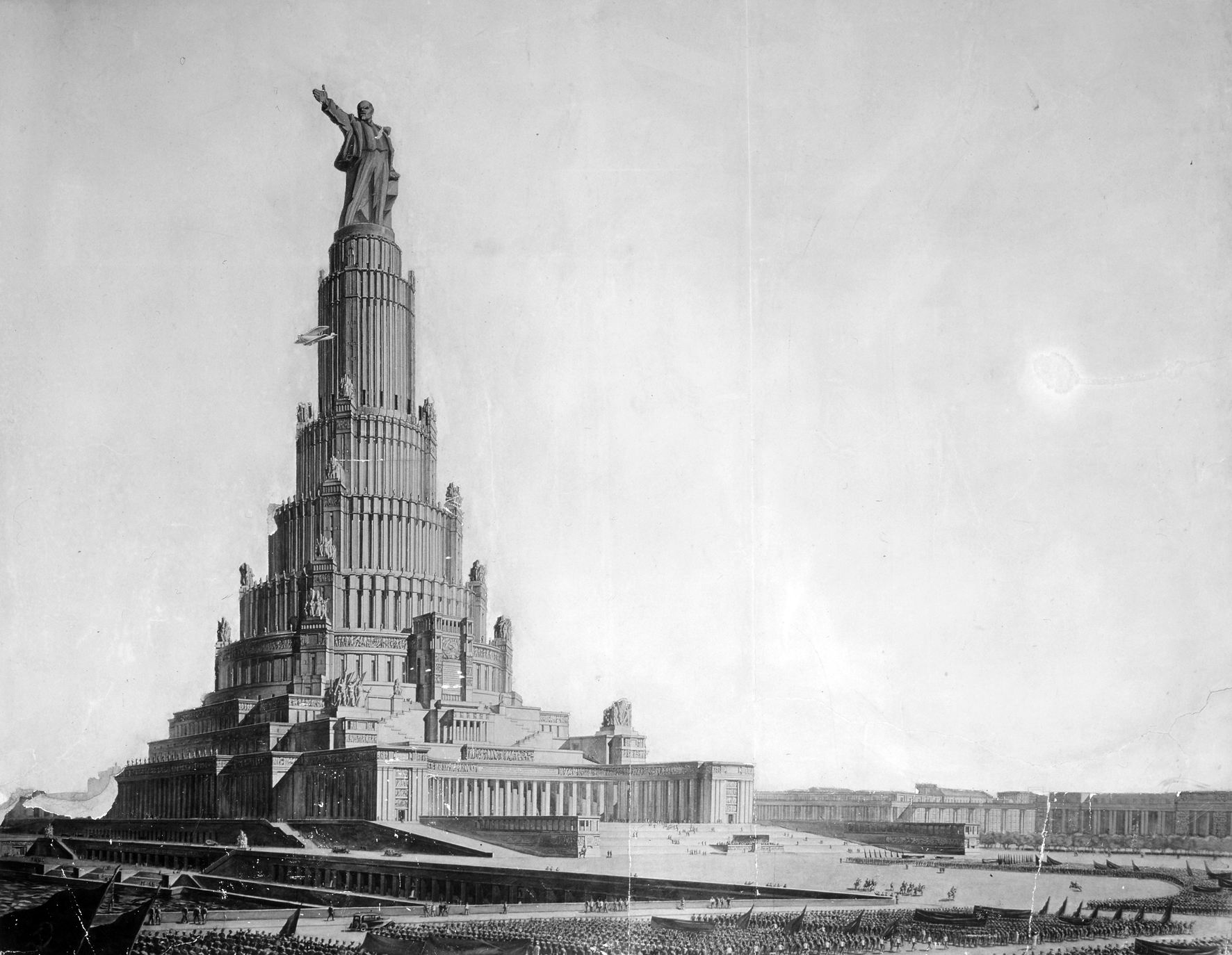 Resultado de imagen de arte  realismo fascista monumentalismo