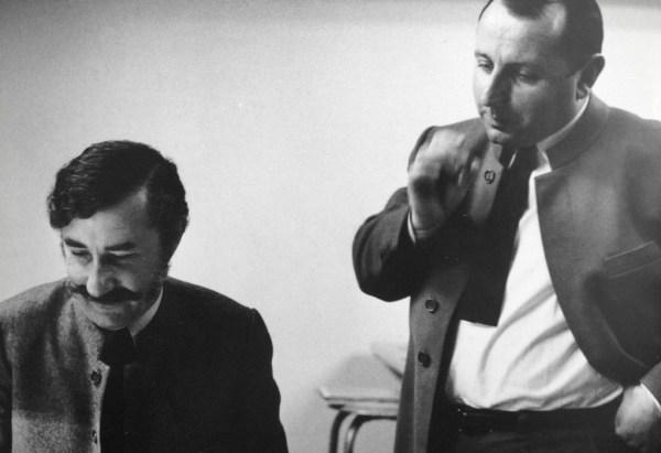 Claude Parent y Paul Virilio