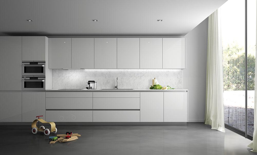 Diseño de Cocinas - Servicio de Fabricación y Construcción.