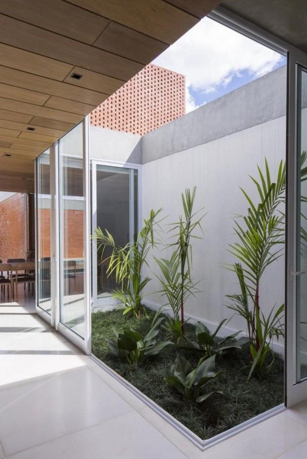 Lo que no conoc as sobre los patios interiores - Decorar un patio interior ...