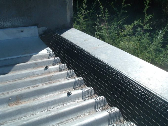 cómo combatir la humedad en techos