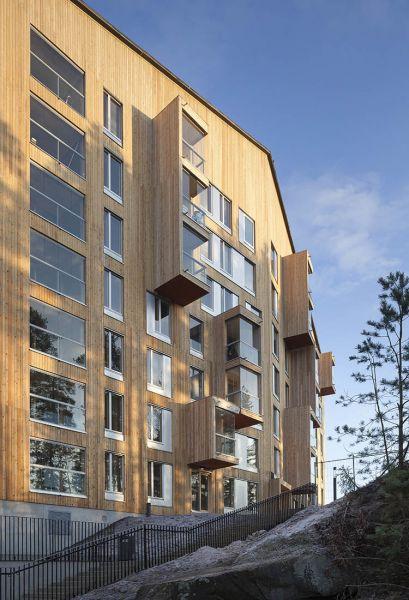 arquitectura con madera CLT_Puukuokka