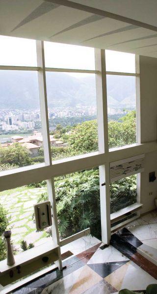 Arquitectura_Villa Planchart _G.Ponti _vistas desde las cristaleras