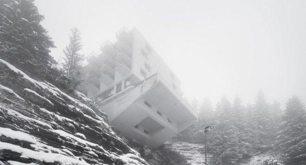 Flaine: un clásico de la arquitectura