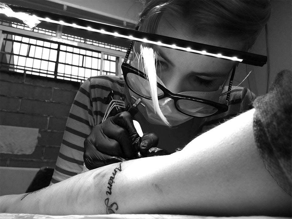 Tatuagem e um caso de paixão, talento e muita dedicação…