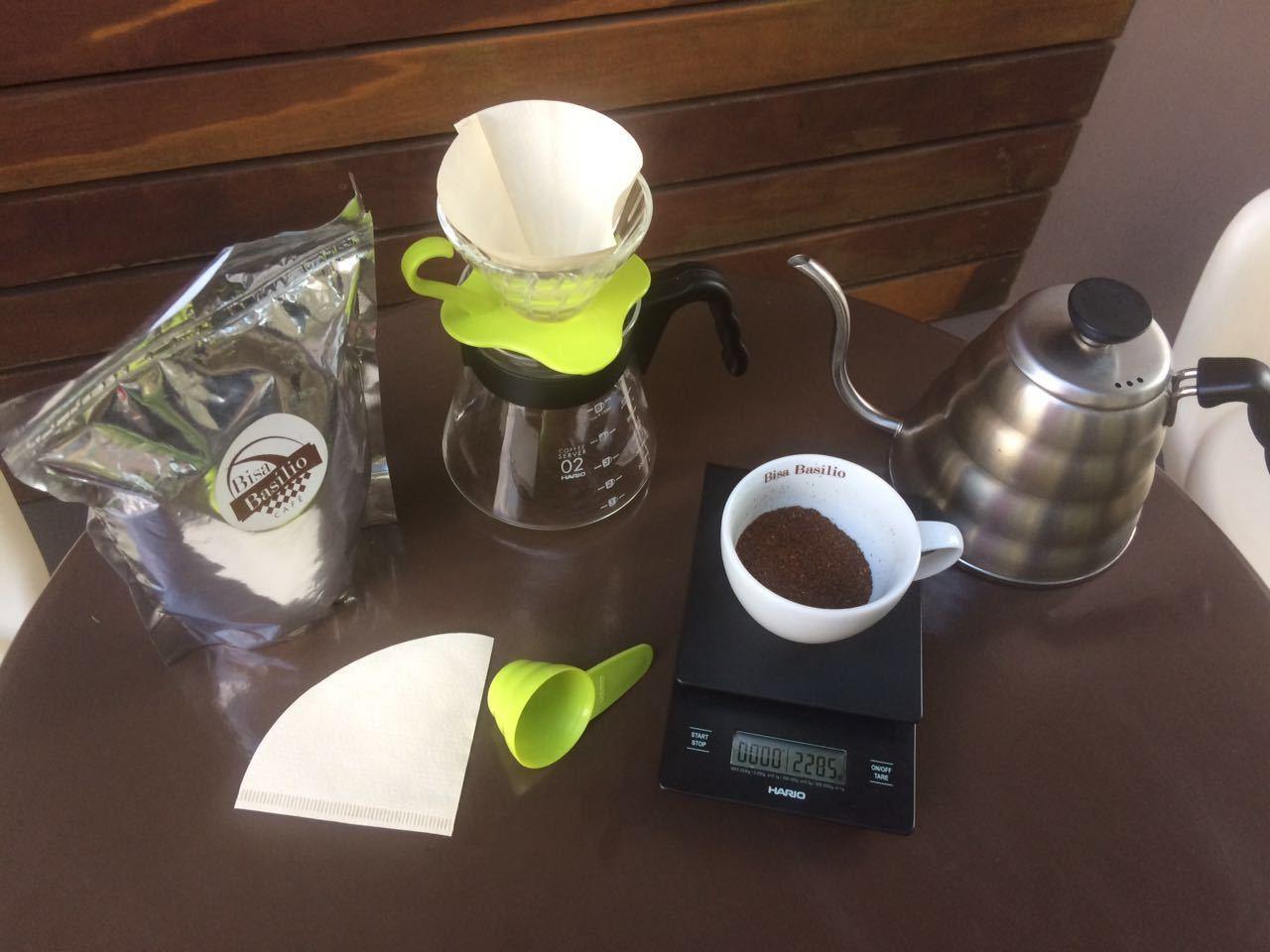 Vamos falar de café?!