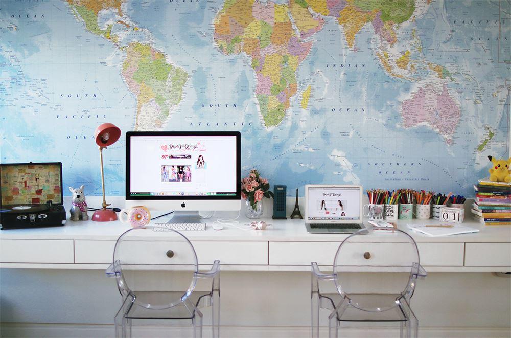 Decoração de home office – Inspirações e Dicas.