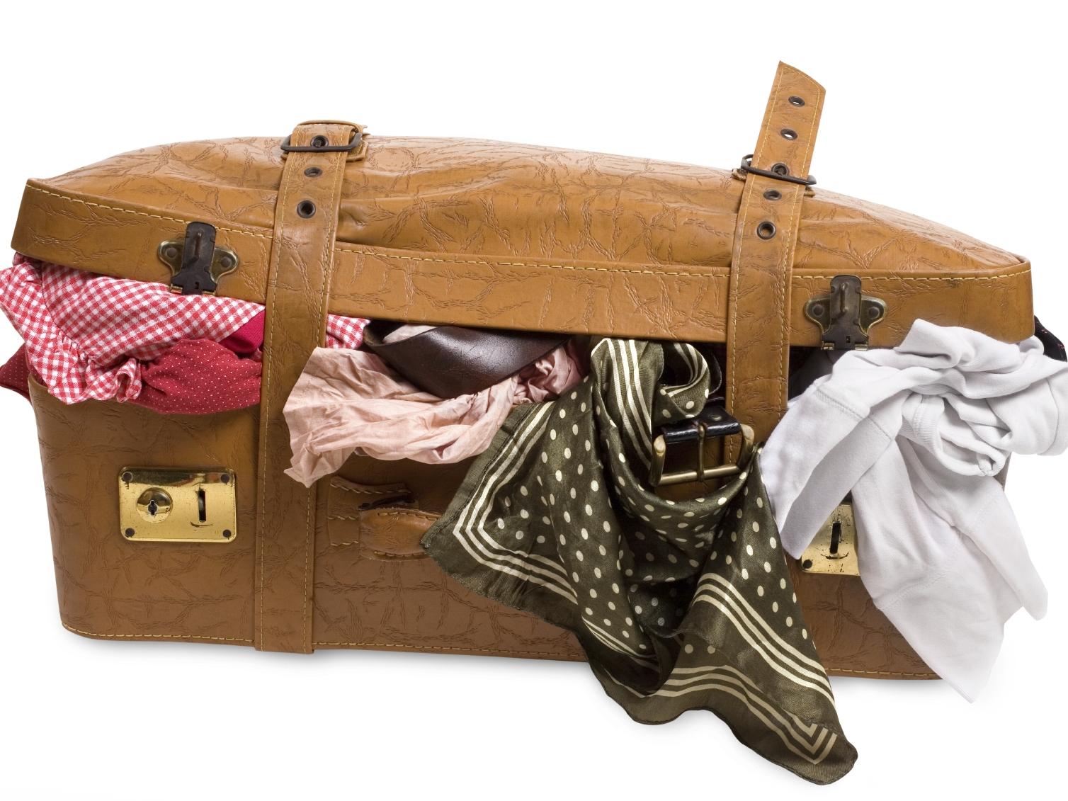 Novas regras para despacho de malas