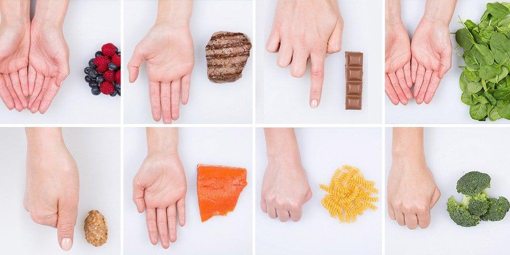 Como calcular quantidade de comida por pessoa