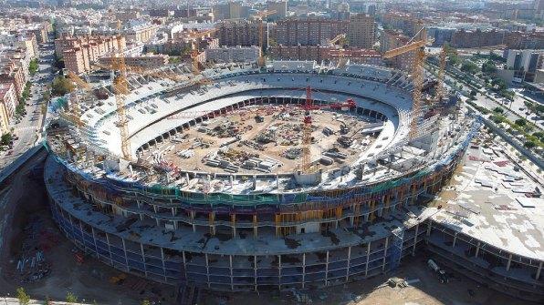 Nuevo Estadio Valencia CF