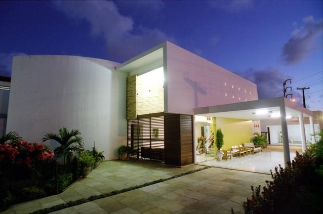 Residência Aresque Machado - Oliveira Junior