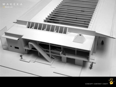 Khayelitsha Multi-Purpose Community Center - Makeka Design Lab