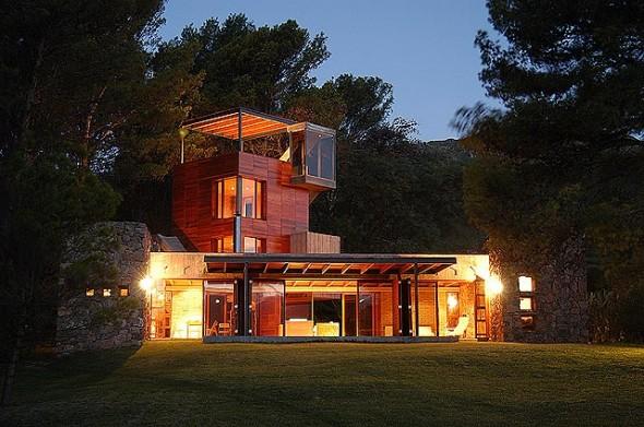 Casa Calamuchita  Miguel Angel Roca