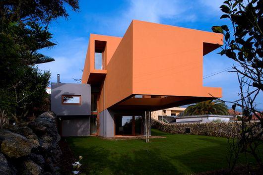 Casa en Carreco - Nuno Grande + Pedro Gadanho