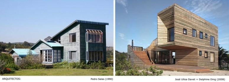 Proyecto Original 1990 | Remodelacion2008