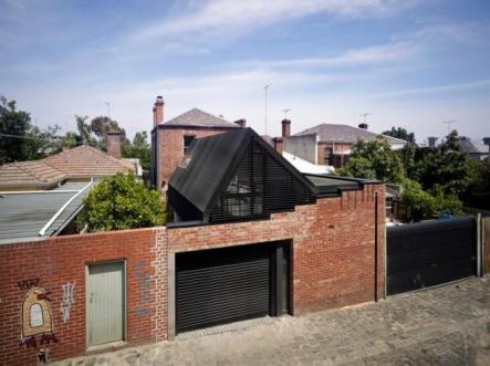 Vader House - Andrew Maynard
