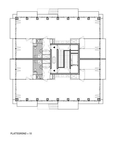 Westerdok Apartment Building - MVRDV