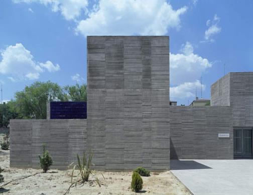 Centro Municipal de Salud de San Blas - Cesar Jimenez y Jose Ma. Hurtado