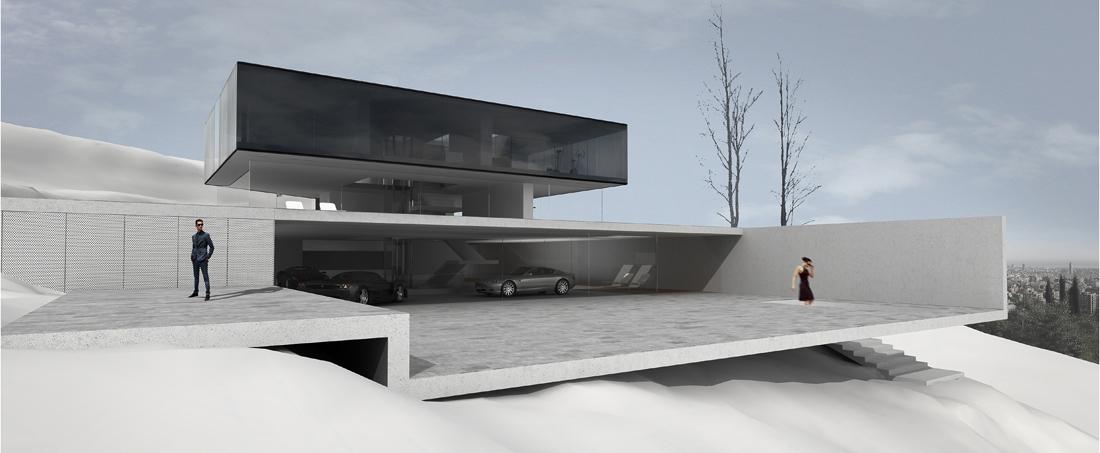 Casa Pedralbes - Joan Anguita