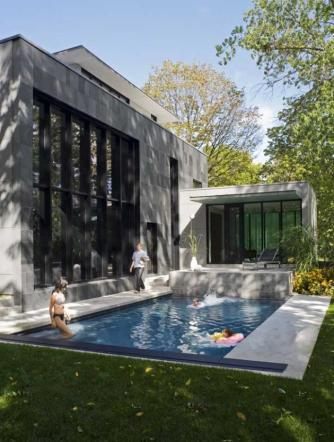 Cascade House - Paul Raff Studio