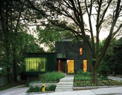 Cascade House - Paul Raff Studio