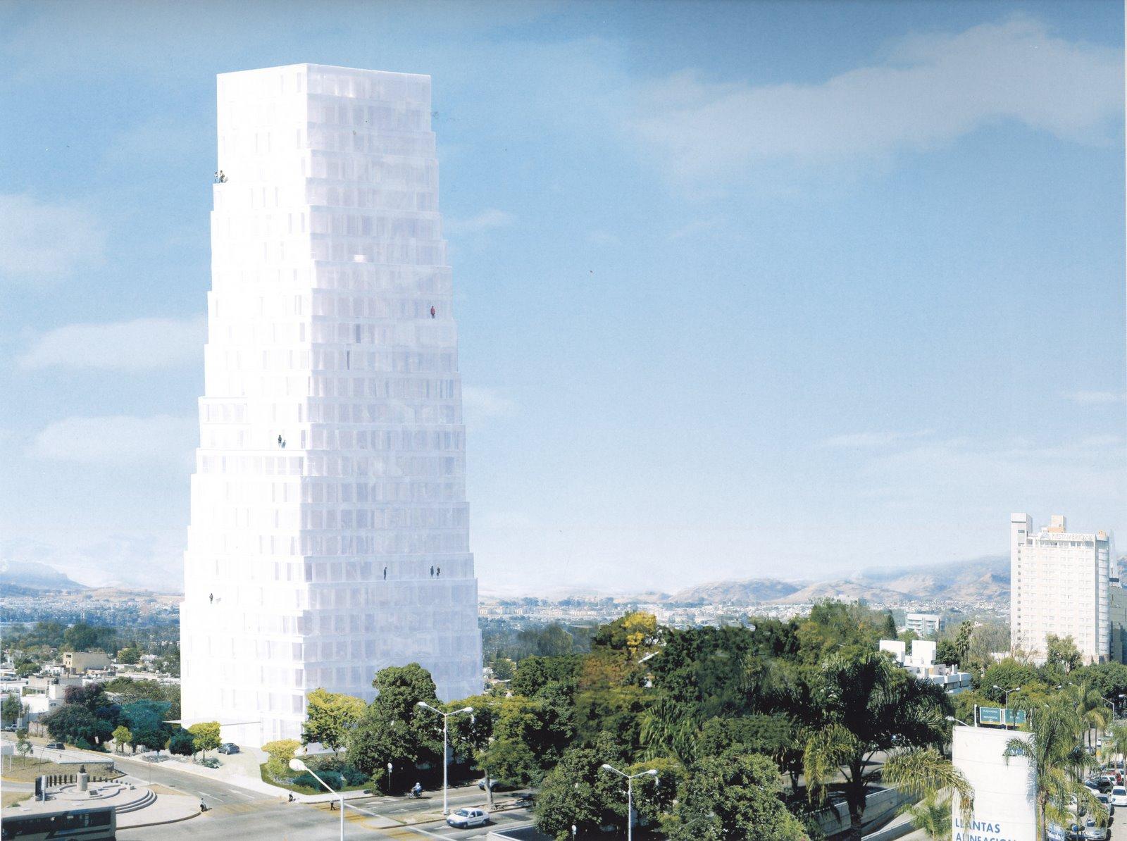 Torre Neruda - SANAA