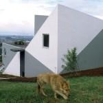 Casa en Desierto de los Leones - Dellekamp Arquitectos