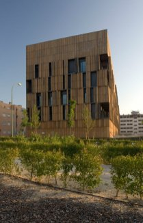 Viviendas Agrupadas en Caranchel - Foreing Office Architects